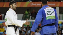 Egyptian Judoka Sent Home From Rio For Refusing To Shake