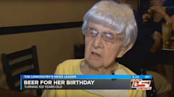 103-Year-Old Woman Says Secret To Her Long Life Is