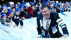 Eddie McGuire Blames Painkillers For Racist Adam Goodes 'King Kong'