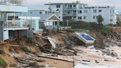 Seven Homes Destroyed As Huge Swells Continue To Pound Sydney's