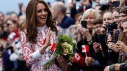 Kate Middleton es más que solo un vestido