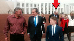 Did You Know Bill Shorten Has A Twin