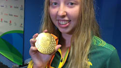 Aussie Paralympic Swimmer Wins Gold, Breaks PB By 24