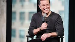 Matt Damon On How He Got Ripped For The New Bourne