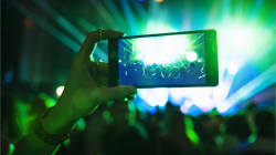 Shooting Photos At A Concert? This Apple Patent Will Stop