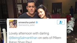 10 Hilarious Goof-Ups By Indian Celebrities That Cracked Twitter