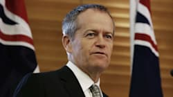 Bill Shorten Concedes Coalition 'Likely To Scrape Over The