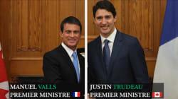 Trudeau-Valls : des différences de