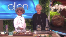 Meet Kicha, The Youngest Indian To Appear On Ellen's