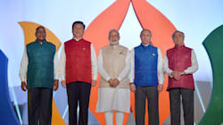 The Photo Of All The BRICS Leaders Dressed Up In 'Modi Jacket' Is Going