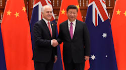 Turnbull meets with Chinese President at