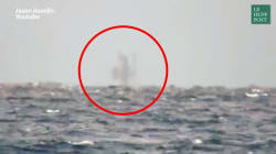 Un internaute pense avoir filmé un bateau