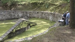 Secret Tunnel Built By Jewish Prisoners To Escape Nazis