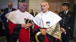 Après ses propos polémiques, Hollande reçoit les 2 plus hauts magistrats de