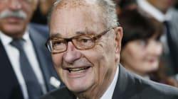 Jacques Chirac a quitté