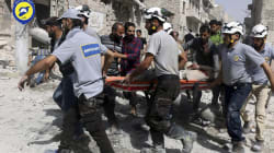 The White Helmets Show The Extraordinary Bravery Of Ordinary
