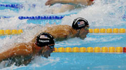 How Self-Driving Technology Is Helping Olympic Swimmers Improve