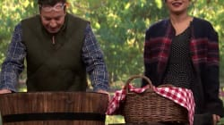So Priyanka Chopra And Jimmy Fallon Competed In Apple Bobbing And She Bobbed The Hell Out Of