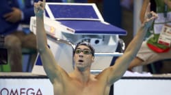 Michael Phelps Won His 20th Olympic Gold Medal. Then He Won His
