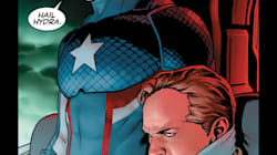Captain America Is Sort Of A Nazi Now And Everyone Is