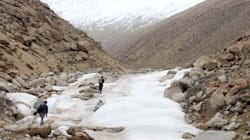 This Ladakh Village Is Using An Artificial Glacier To Solve Its Water