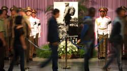 Los líderes del mundo y los funerales de Fidel