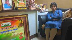 Gutsy Activist Trupti Desai Cheers Haji Ali Judgement, Laments Female Discrimination In