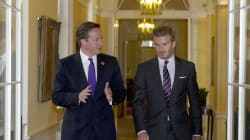 David Beckham Backs 'Remain' Campaign In EU