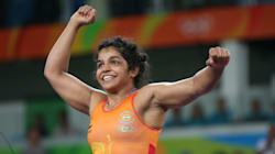 The Inspiring Story Of Sakshi Malik, The Olympic Winner From Rohtak, Where Wrestling Was 'Not For