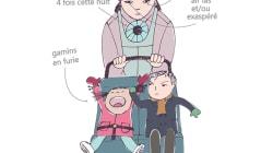 La maternité, et