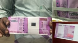 Photos Of ₹2,000 Notes Are Doing The Rounds On Social Media. Are They