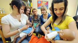 School Baby Simulators Actually Lead To MORE Teenage
