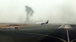 Two Australians On Board Emirates Plane Which Crash Landed In Fireball On