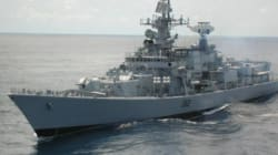 China Ignores Indian Navy's Role In Rescuing Hijacked Ship From