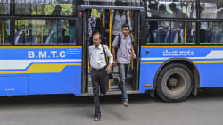 Bengaluru Bus Conductor Bites Passenger After A Scuffle Breaks