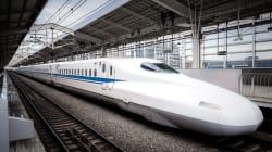 東海道新幹線の沿線で火災。名古屋駅~岐阜羽島駅間で一時運転を見合わせ、再開後も遅れ