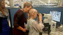 How Leukaemia Provided This 9-Year-Old With A New Set Of