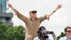 Bob Geldof Chasing Nigel Farage On The Thames Is The Weirdest James Bond Film You've Never