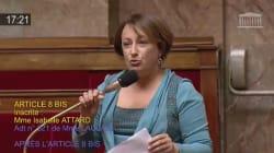 En plein hémicycle, elle accuse un ministre de violence sur une