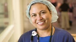 Around The World And Three Languages Later, This Woman Is A Doctor In East