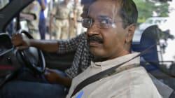 Arvind Kejriwal Escapes Unhurt As His Car Meets Minor Accident On Jalandhar-Amritsar