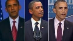 La fusillade de Sandy Hook, le début du discours sans fin d'Obama sur les