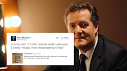 Piers Morgan Just Unleashed The Wrath Of 1.2 Billion