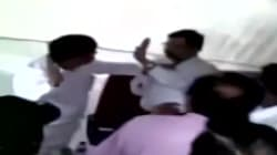 NCP Leader Denies Slapping Deputy Commissioner After Video Goes