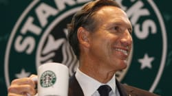 Starbucks CEO Reveals The Moment He Almost Gave Up On His Coffee
