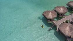 Ya puedes dormir sobre el agua en la Riviera