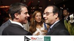 EXCLUSIF - La popularité de Hollande et Valls rebondit en