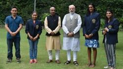PV Sindhu, Sakshi Malik, Dipa Karmakar Awarded The Rajiv Gandhi Khel