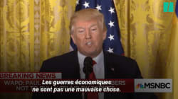 Trump déclare une