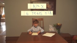 Alex te conmoverá con la petición que le hizo a Barack